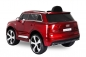 Mobile Preview: Lizenz Kinder Elektro Auto Audi Q7 lackiert 2x 35W 2X6V(12V) 7Ah Spray Print