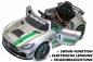 Preview: Kinder Elektro Auto Mercedes GT4 Luxus lackiert 2x35W 12V 7Ah 2.4G RC