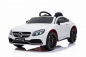 Preview: Kidcars Kinder Elektro Auto Mercedes C63 AMG 2x 25W 12V 7Ah 2.4G RC LED
