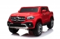 Preview: Kidcars Kinder Elektro Auto Mercedes X Klasse 2x 35W 12V 7Ah 2.4G RC Bluetooth