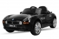 Preview: Kidcars Kinder Elektro Auto BMW Z8 2x35W 12V 7Ah 2.4G RC