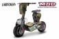 Preview: 1600W 48V MAD 1600 Elektro Scooter 6 Zoll Velocifero