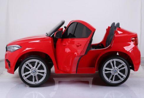 kidcars kinder elektroautos mit akku bmw x6 m 2 sitzer. Black Bedroom Furniture Sets. Home Design Ideas