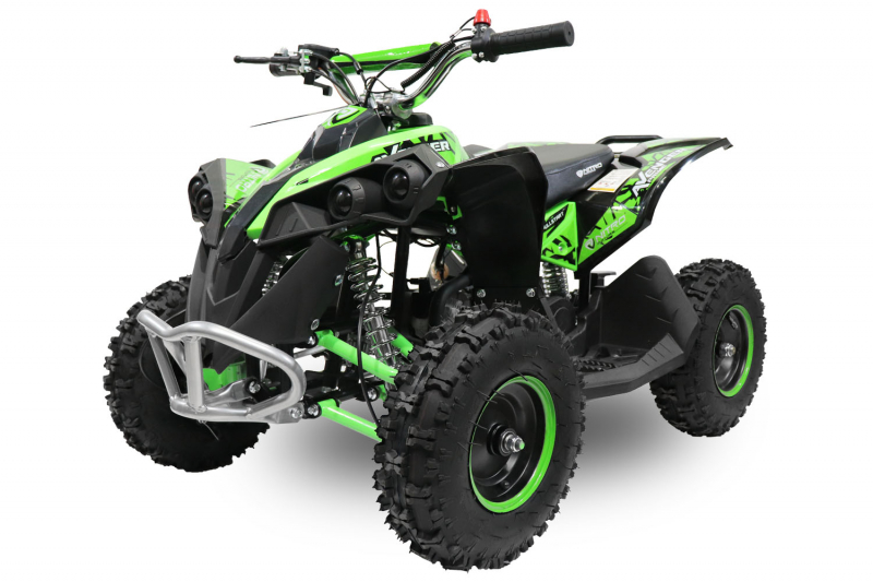NITRO Motors Avenger mini quad 49cc | 6 Zoll | E-Start | LED |