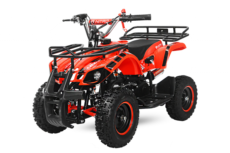 Nitro Motors Torino mini Quad 49cc 6Zoll Miniquad Atv Kinderquad