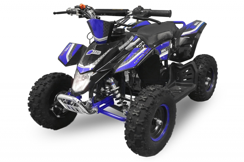 49cc Madox Premium | E-Start Miniquad Atv Kinderquad Cross Pocketquad