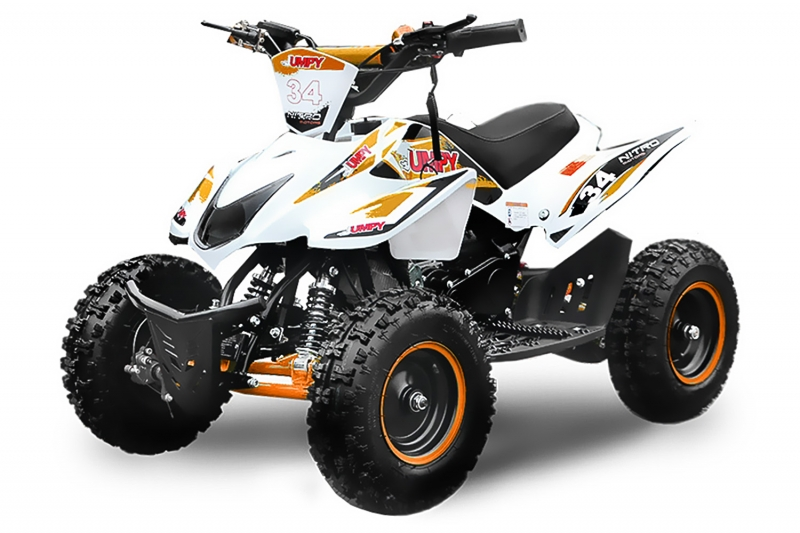 49cc Jumpy 6'' Deluxe E-Start | Miniquad | ATV | Kinderquad