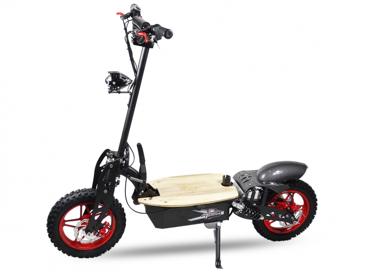 Twister Elektro Scooter Crosser X1 1800W 48V 10 Zoll Eco