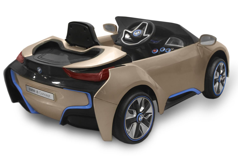 Kidcars Kinder Elektroautos Mit Akku Lizenz Bmw Elektro Kinderauto