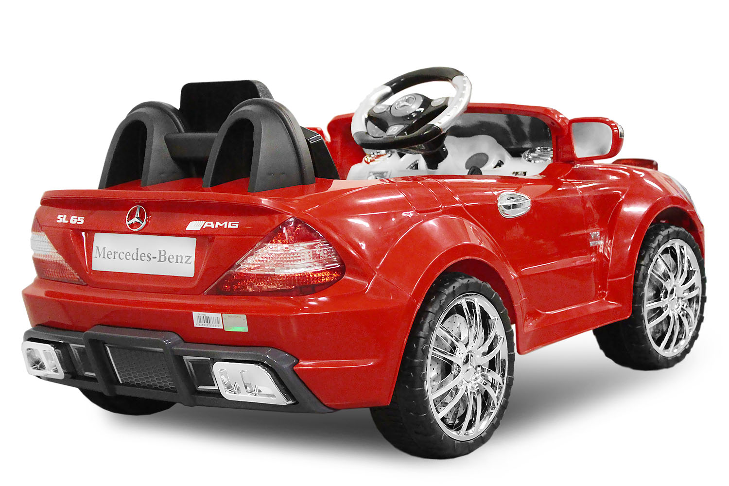 kidcars kinder elektroautos mit akku lizenz kinder elektro auto mercedes sl65 2x 30w 12v. Black Bedroom Furniture Sets. Home Design Ideas