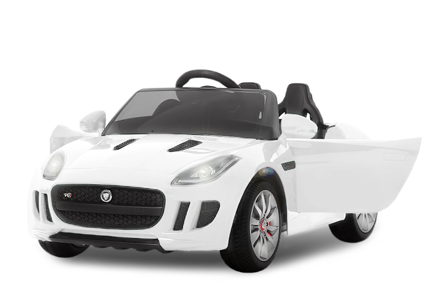 kidcars kinder elektroautos mit akku kinder elektro auto jaguar f type 2x 35w 12v. Black Bedroom Furniture Sets. Home Design Ideas