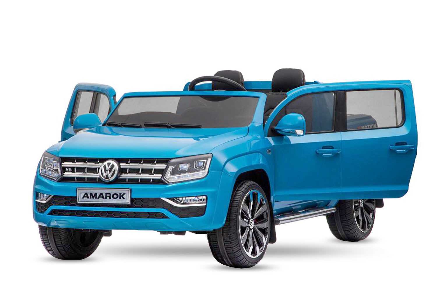 kidcars kinder elektroautos mit akku lizenz vw amarok. Black Bedroom Furniture Sets. Home Design Ideas