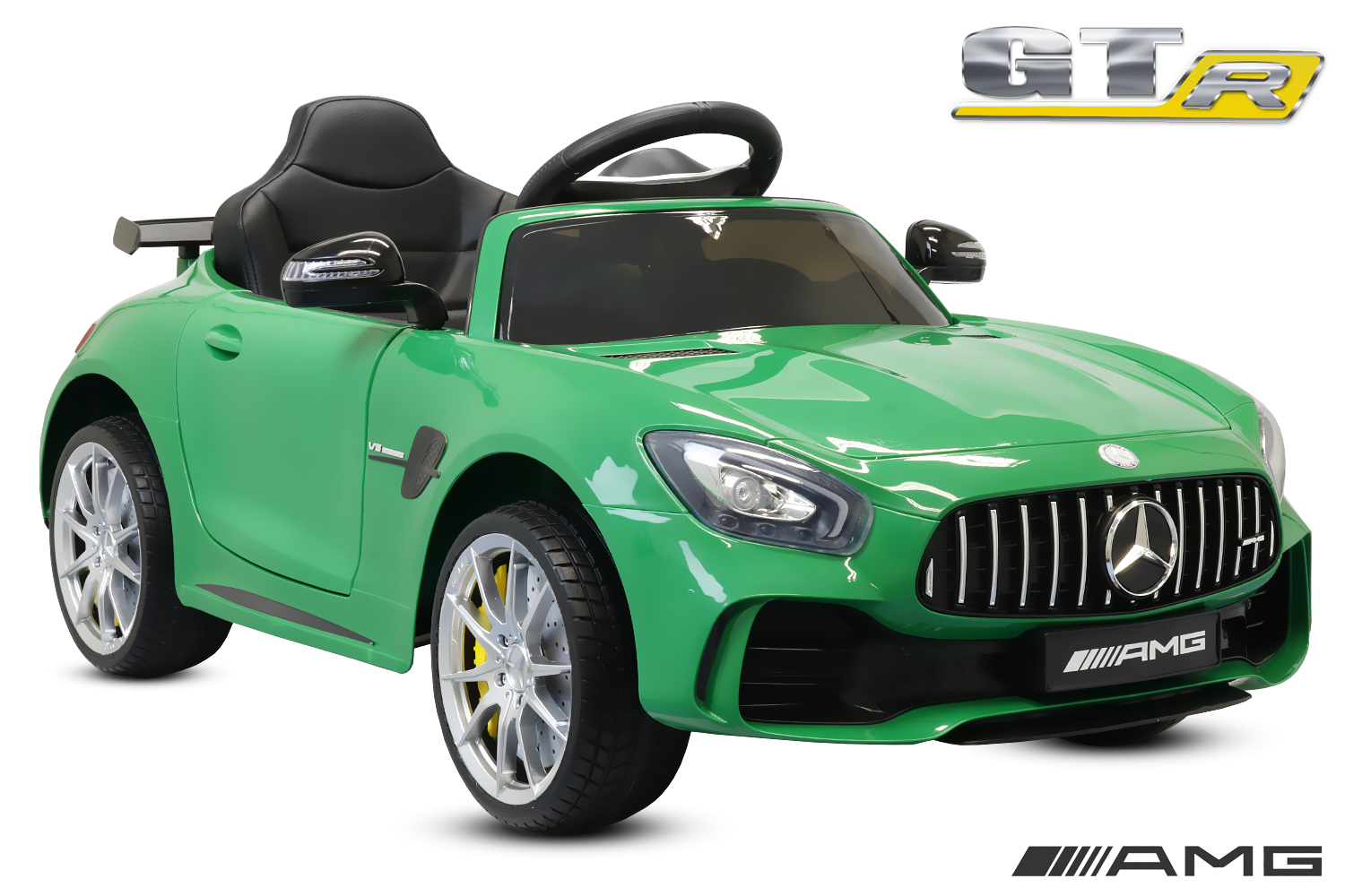 kidcars kinder elektroautos mit akku kinder elektro auto mercedes gtr amg. Black Bedroom Furniture Sets. Home Design Ideas