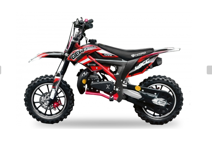 kidcars kinder elektroautos mit akku 49cc dirtbike. Black Bedroom Furniture Sets. Home Design Ideas