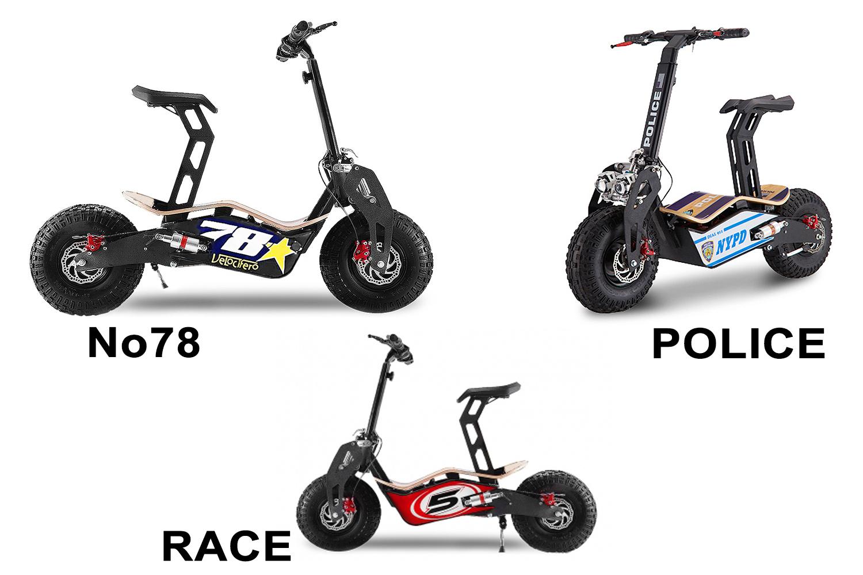kidcars kinder elektroautos mit akku velocifero 1600w. Black Bedroom Furniture Sets. Home Design Ideas