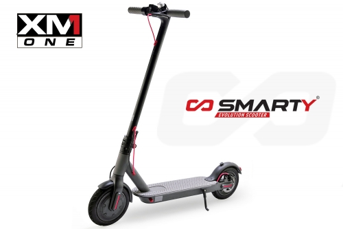 Smarty Elektro Scooter XM1 350W 8 Zoll Li-Ion Batterie 192Wh E-Scooter E-Roller